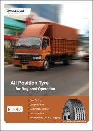 Download Brochure - Bridgestone Tyres India