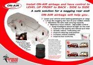 On-Air brochure - Airbag Man