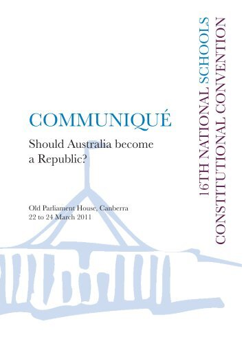 Should Australia become a republic? - Civics and Citizenship ...