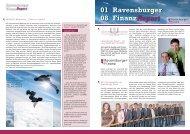 FinanzReport - Ravensburger Finanz