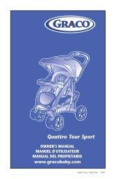 Quattro Tour Sport - Graco