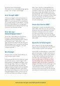 Pasientbrosjyre Hyperbar Oksygenbehandling - Helse Bergen - Page 3