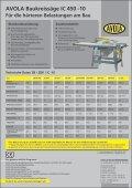 Avola Baukreissäge - Seite 4