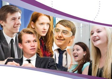 Sixth Form Prospectus - Hitchin Girls School
