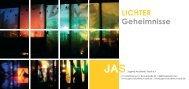 flyer lichtergeheimnisse.pdf - JAS - Jugend Architektur Stadt