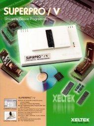 Programme - Xeltek