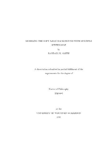 thesis - High Energy Astrophysics Division