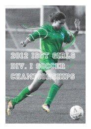 2012 ISST Girls Div. I Soccer Championships - ACS International ...