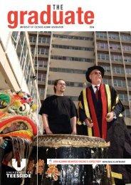 The Graduate 2006 - University of Teesside