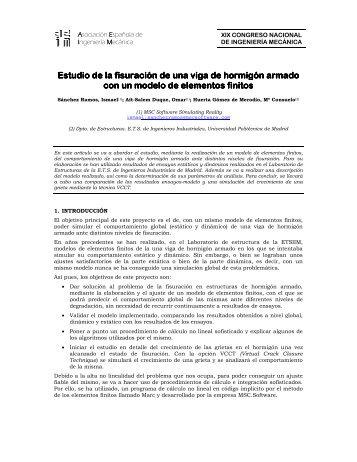 09-06 Estudio de la fisuración de una viga de hormigón armado con ...