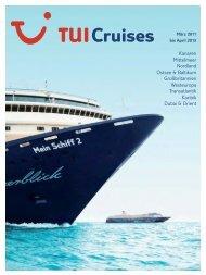 TUI - Cruises - 2011/2013