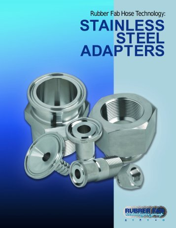 Stainless Steel Adapters PDF