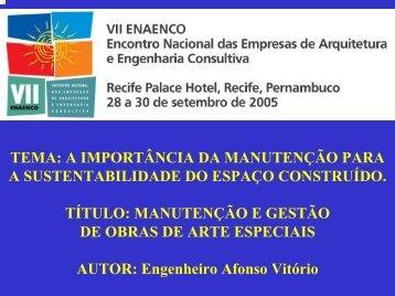 Apresentação do PowerPoint - Sinaenco