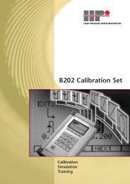 B202 Calibration Set - HPI