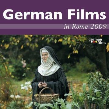 PiN2011 – Erinnerung an die Strasse - German Films