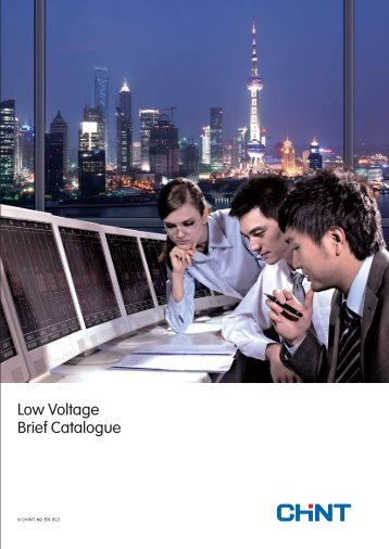 Low Voltage Brief Catalogue