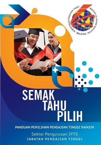 INFO IPTS - Jabatan Pengajian Tinggi - Kementerian Pengajian Tinggi