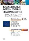 INFO IPTS - Jabatan Pengajian Tinggi - Kementerian Pengajian Tinggi - Page 2