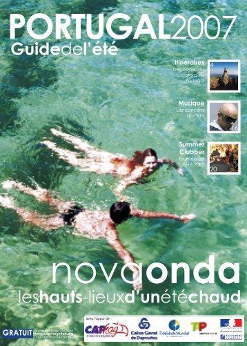novaonda - Cap Magellan