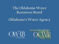 Comprehensive Water Plan - Water Resources Board