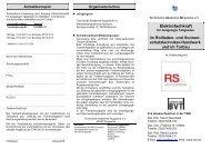 Flyer neu 1-2013 - Bundesverband Rollladen + Sonnenschutz eV