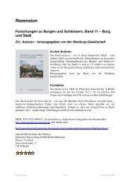 Div. Autoren – herausgegeben von der Wartburg-Gesellschaft
