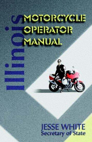 Illinois Motorcycle Operator Manual - ABATE of Illinois