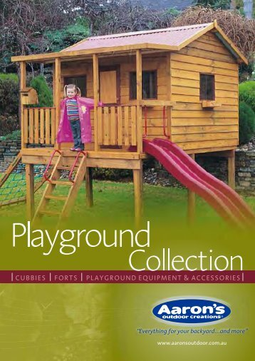 forts playground equipment & accessories - Backyard Inspirations