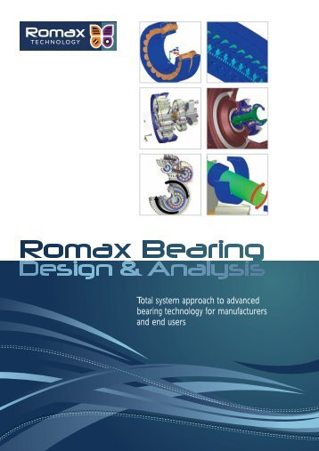 Total system approach to advanced bearing technology for ...