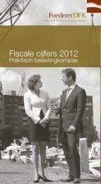 Fiscale cijfers 2012 - Foederer DFK