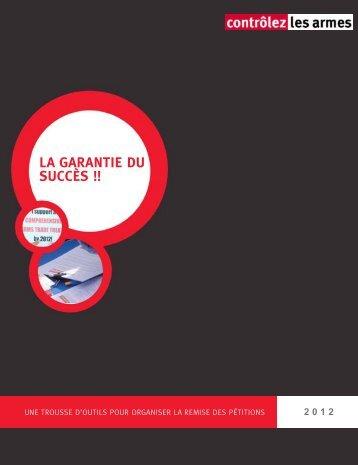 La garantie du succès !! 2012 - Control Arms