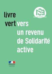 Livre vert - La Documentation française