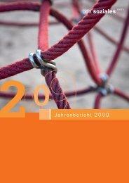 Jahresbericht 2009 - OdA Soziales Bern