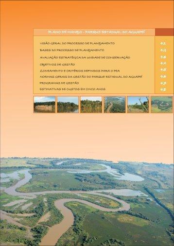 Planejamento, Zoneamento, Programas e Referências - Fundação ...