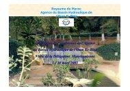 Evaluation de l'expérience de l'Agence du Bassin ... - INBO