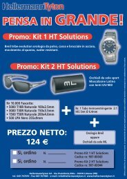 Promo: Kit 1 HT Solutions - Hellermanntyton