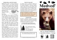 stiahni PDF - Medvede SK