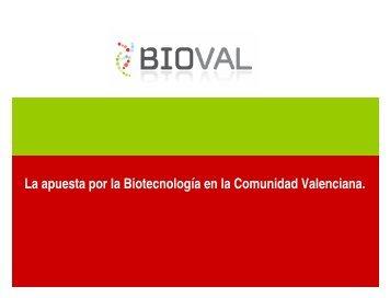 El desarrollo de la Bioregión de la Comunidad ... - EmprenemJunts