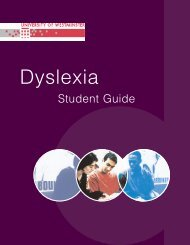Dyslexia Handbook 1 - AchieveAbility