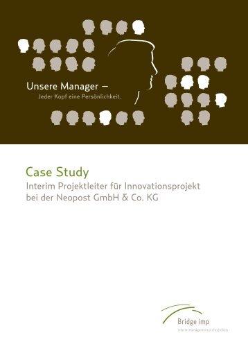 Case Study - Bridge IMP