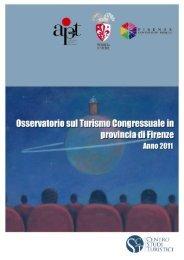 Dati Turismo Congressuale Firenze 2010 - Event Report