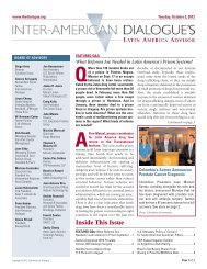 Inside This Issue - Transnational Institute