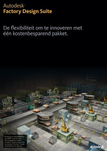 Autodesk® Factory Design Suite De flexibiliteit om te innoveren met ...