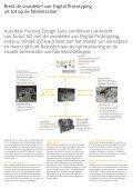 Autodesk® Factory Design Suite De flexibiliteit om te innoveren met ... - Page 2