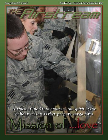 January-February 2011 - Youngstown Air Reserve Station