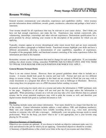 dr diana bowman resume may 2013 of michigan