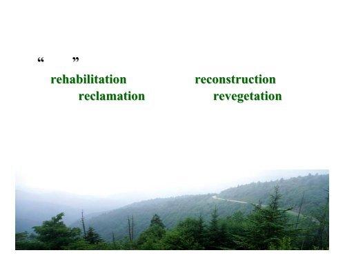 第八章生态系统的调控