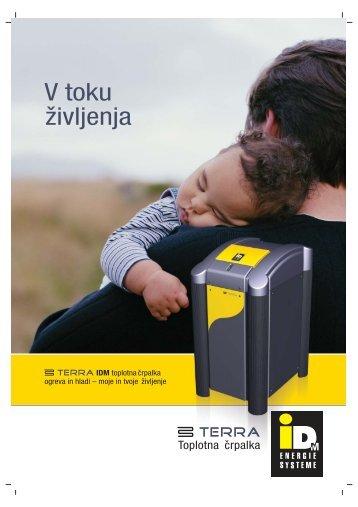 IDM prospekt za toplotno črpalko - Ths.si