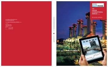 Annual Report 2011 - YTL Community
