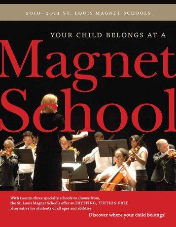 Magnet School Guide - St. Louis Public Schools